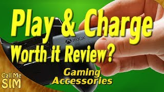 Xbox One Play and Charge Kit Review