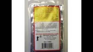 Stainless steel firearms maintenance Metal Care & Lead Clean Cloths