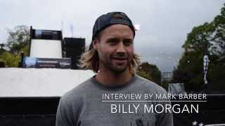 Billy Morgan Interview at the Telegraph Ski & Snowboard Show 2015