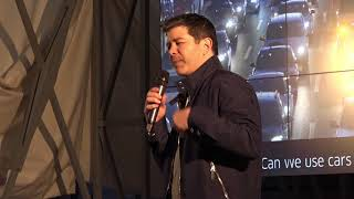 Travis Kalanick. Lecture «Uber CEO: The Future of Cars in the City»