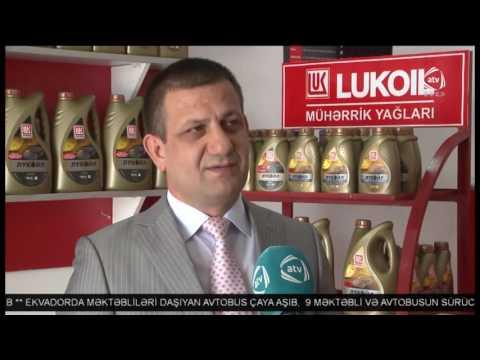 Lukoil Azərbaycan, Лукойл Азербайджан A-tv