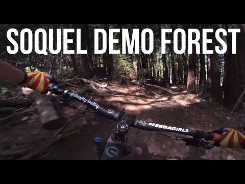 Soquel Demo Forest - Flow and Braille - Dusty Betty