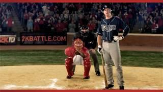 MLB 2K10 commercial