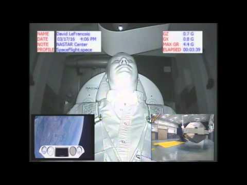 Suborbital Space Training Research Flight