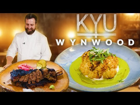 The New Miami: How KYU Is Elevating The Food Scene In Wynwood