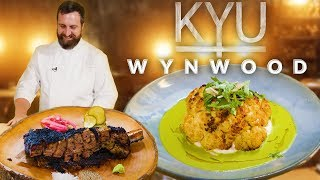 The New Miami How KYU is Elevating the Food Scene in Wynwood