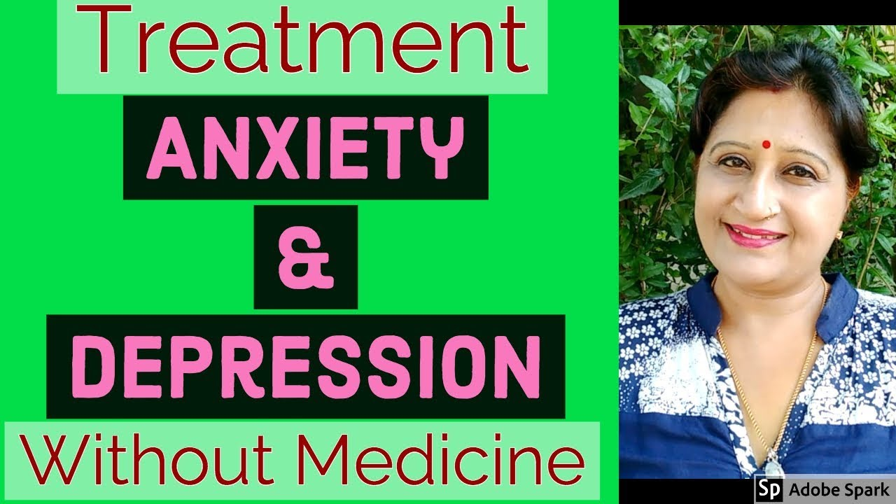 Acupressure Points For Anxiety And Depression (Home ...