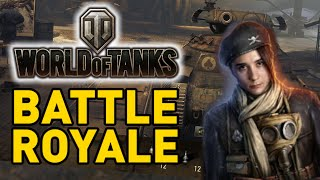 HOW TO DOMINATE BATTLE ROYALE - World of Tanks