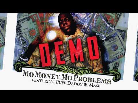 Notorious BIG - Mo' Money, Mo' Problems (SUPER RARE Demo Version)