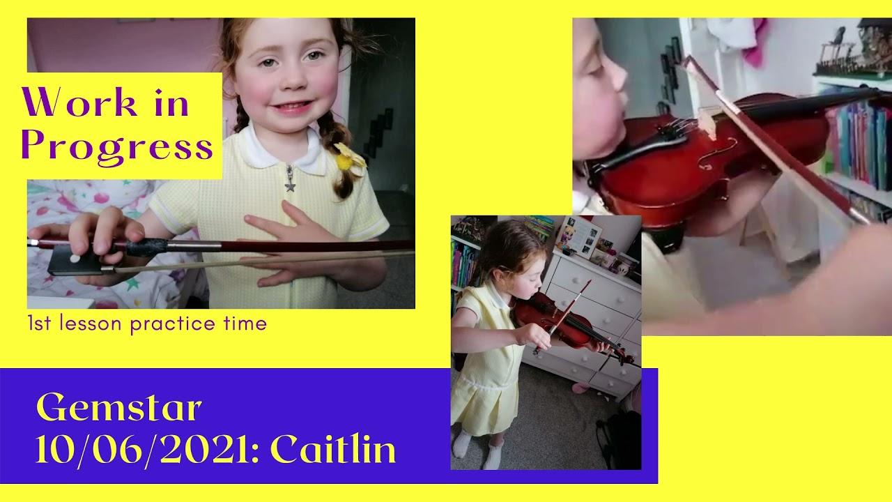 Gemstar 10/06/2021 Caitlin