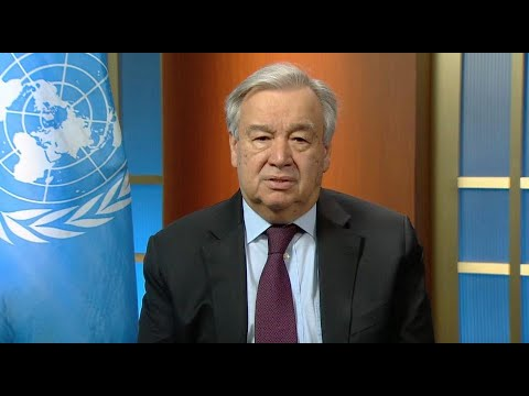 UN Chief Special Appeal to Religious Leaders (11 April 2020)