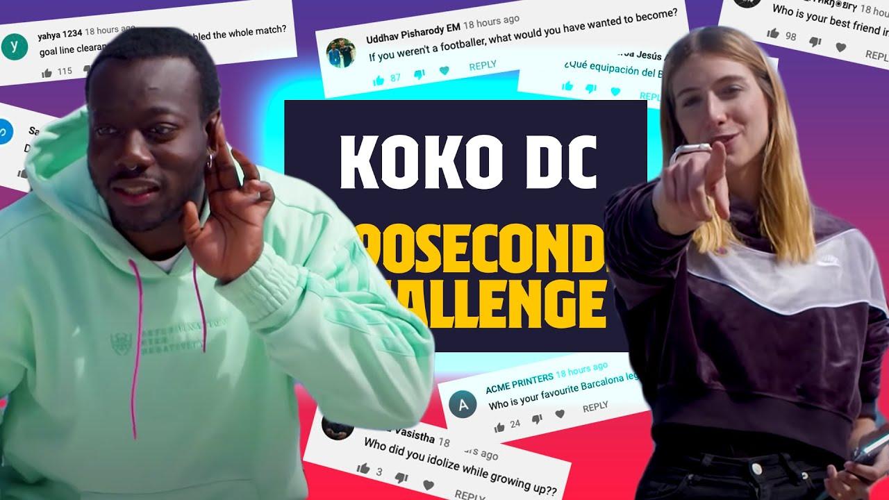 BEST DRESSED YOUTUBER? | KOKO DC #90secondschallenge