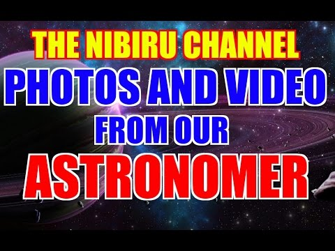 PLANET X PHOTOS & VIDEO FROM OUR ASTRONOMER