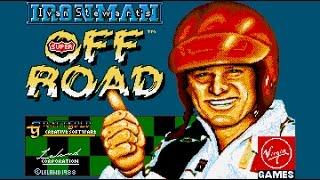 Ironman Super Off Road (PC/DOS) 1990, Virgin Games
