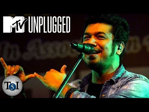 5 Best MTV Unplugged Songs of Papon | Compilation