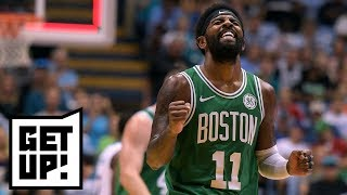 Jalen Rose explains downside to Kyrie Irving re-signing with Boston Celtics | Get Up!