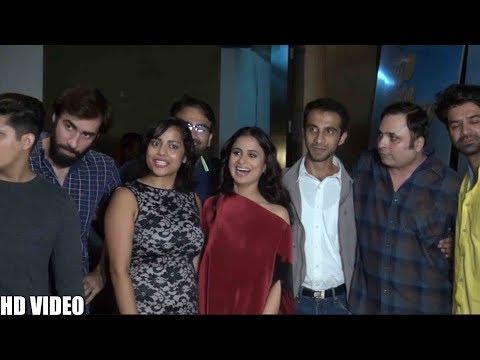 Shahana Goswami Host Screening Of Tu Hai Mera Sunday || Bollywood Event