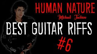 Human Nature Michael Jackson Best Guitar Riffs 6.mp3
