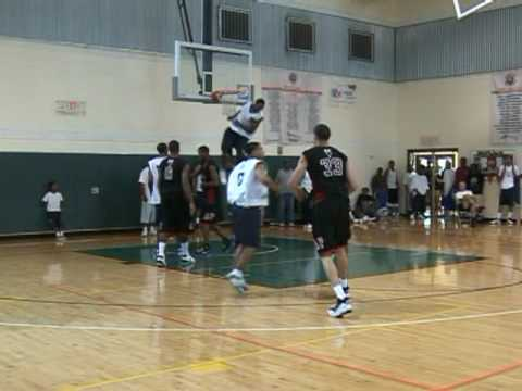 Drew League (Game of the Year 2009) , NBA Players ...
