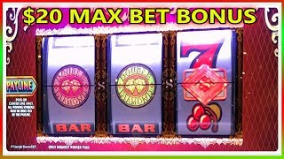✨ DOUBLE TOP DOLLAR HIGH LIMIT SLOT $20 MAX BET ✨