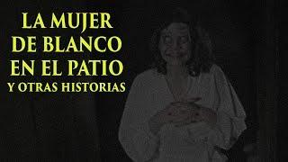LA MUJER DE BLANCO EN EL ÁRBOL Y OTRAS HISTORIAS DE TERROR