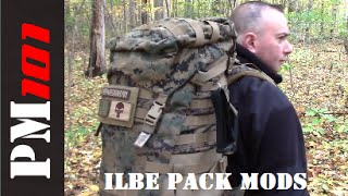 ILBE Pack Mods: Save Weight And Simplify  - Preparedmind101