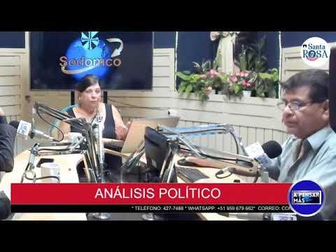 'A PENSAR MÁS CON ROSA MARÍA PALACIOS' 01-02-2019