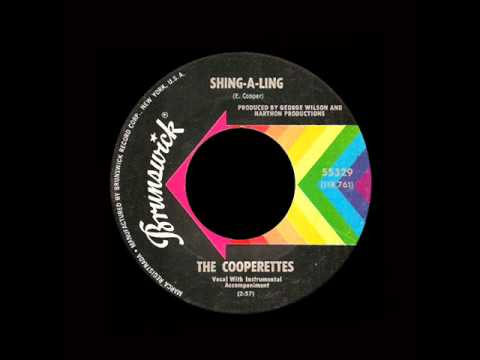 The Cooperettes Shing A Ling Life Has No Meaning Now