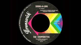 The Cooperettes - Shing-A-Ling