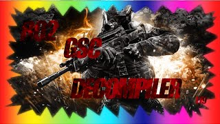 public black ops ii gsc decompiler release