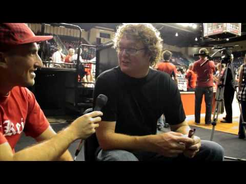 Gongsport - 5 Minutes with Luc Longley