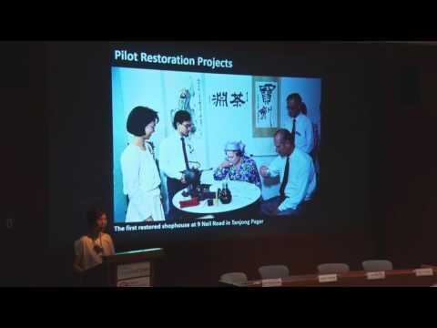 2016 Heritage Symposium: Ms Chou Mei