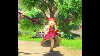 【ドラクエ11】「さそうおどり」で踊る女キャラ(全コスチューム)&ステテコダンスで大笑いする3人(ネタバレ)【DQ 過ぎ去りし時を求めて】 thumbnail