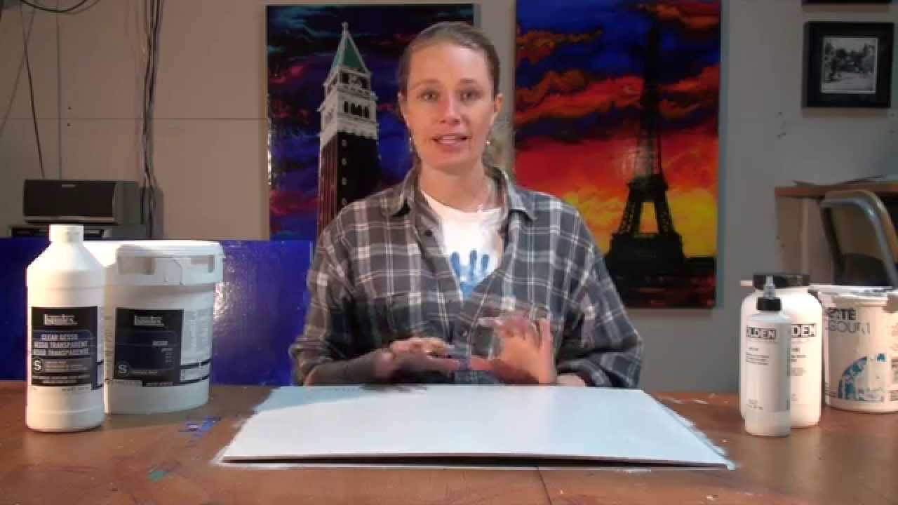 how to prepare varnished wood for painting