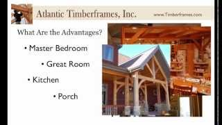 Hybrid Timber Frame - Advantages Of A Hybrid Timber Frame Home