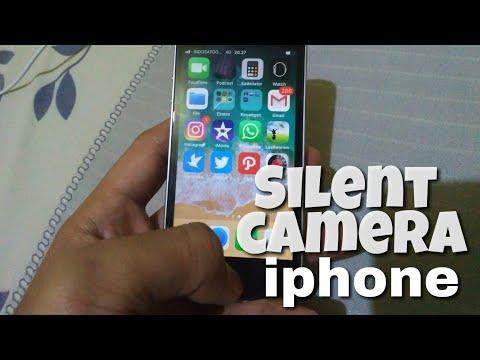 Cara Menghilangkan Suara Pada Kamera iPhone [TUTORIAL].