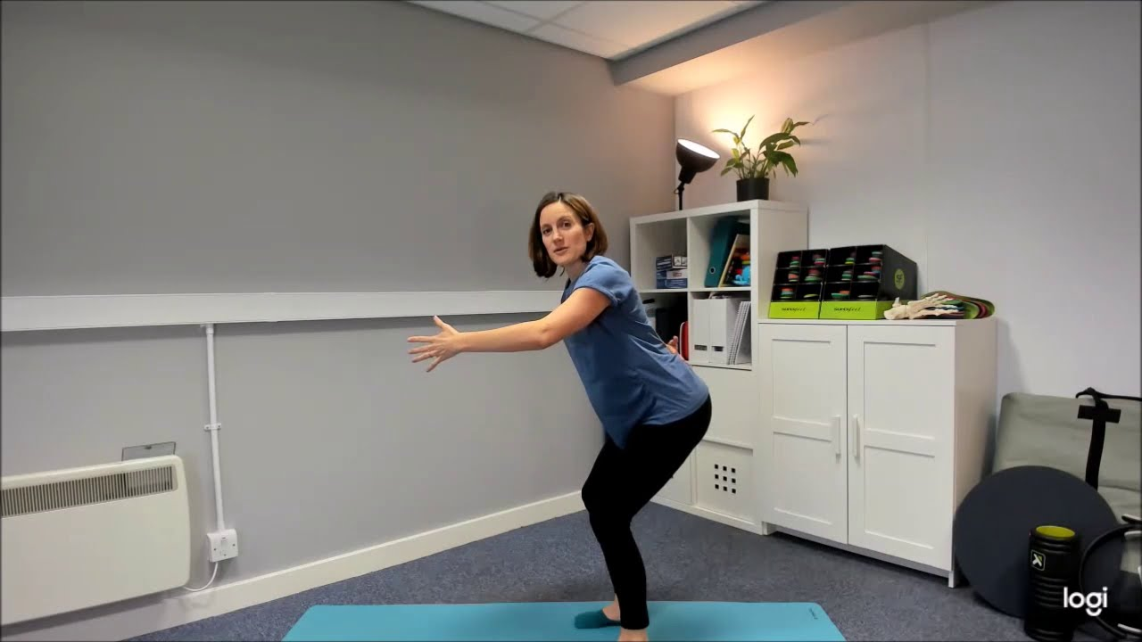Exercise During Pregnancy - Squats