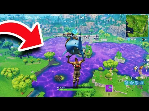 THE CUBE HAS MELTED INTO LOOT LAKE! *LAVA LAKE?!* | Fortnite Battle Royale