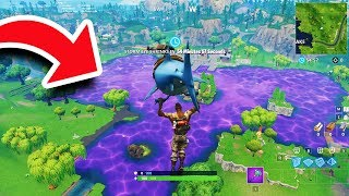 NEW LAVA LAKE!! *THE CUBE HAS MELTED!* | Fortnite Battle Royale