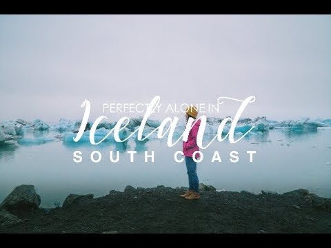 ICELAND: South Coast  (solo travel vlog)