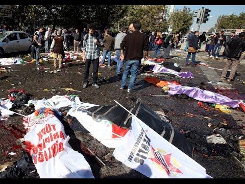 Mindestens 30 Tote bei Explosionen in Ankara