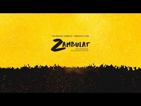 ZAMBULAT Arts & Music Video Trailer