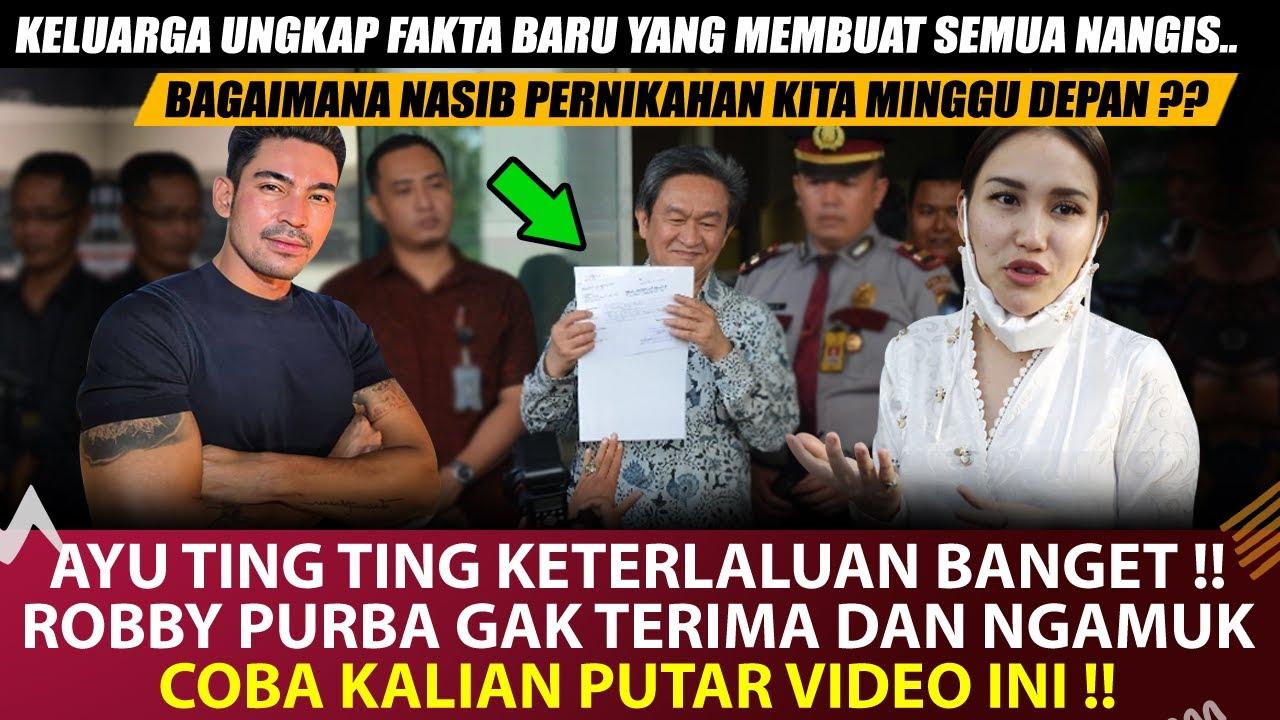 Download MENGEJUTKAN !! ROBBY PURBA KAGET MELIHAT AYU TING TING LAKUKAN HAL INI TADI PAGI