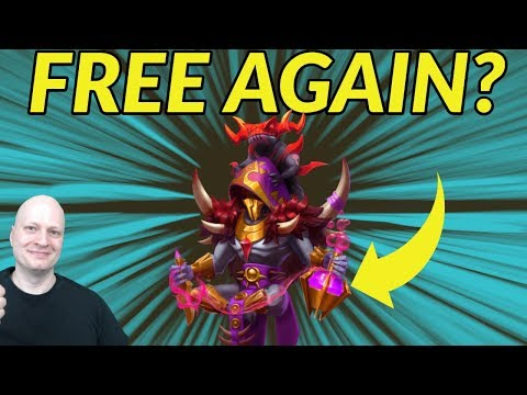 Castle Clash Free Occultist | Raising Destiny | New Hero