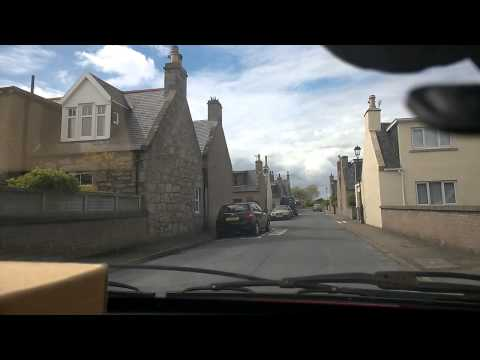 Driving around Nairn (to Tia McGraff)