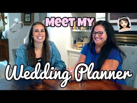 Meet My Wedding Planner! | Here's To Us - Episode 1 (Bridal Challenge + Wedding Q&A)