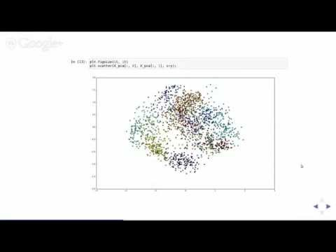 Machine Learning and Data Exploration in Python with scikit-learn - Andreas Müller - #2