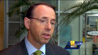 Video: Rod Rosenstein faces confirmation hearing