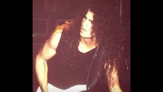 A tribute to Tim Calvert (Nevermore/Forbidden) who tragically died this week.