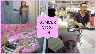 VLOG: 6-12-16. {Pink Drink, IKEA, and Cotton Candy Grapes!}